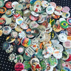 Badges et magnets